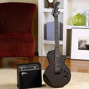 Esteban Midnight Legacy Solid Body Electric Guitar Package
