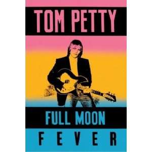 Tom Petty   Full Moon Fever   Maxi Poster   61 cm x 91.5 cm: .co