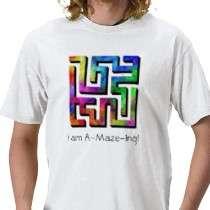Pac Man Tshirts, Pac Man Tee Shirts, Pac Man Tees