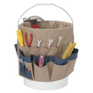 Garden Bucket Caddy Lawn Care Tools