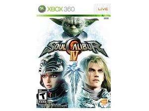 Soul Calibur IV Xbox 360 Game namco