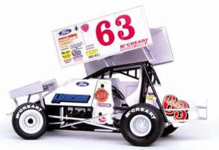 Jack Hewitt Winged Sprint   GMP   Racing   Vehicles Die Cast at