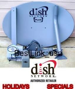 Dish Network 500Plus 500 500+ DP plus Antenna Satellite