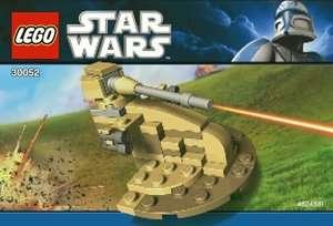 Lego Star Wars Droid Battle Tank Brand New Set 30052. Great Gift Idea