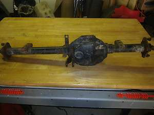 harley davidson golf cart three wheeler Rear End Differential Assembly