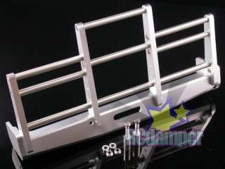 ALUMINUM FRONT ANIMAL GUARD FOR TAMIYA TRACTOR TRUCK SCANIA R470