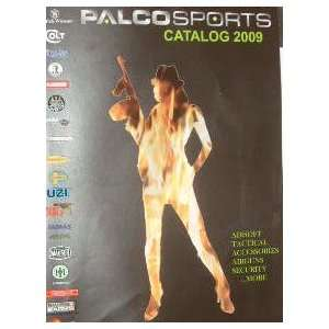 Palco Sports Airsoft Tactical Accessories Catalog staff