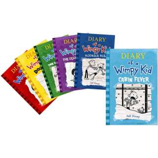 Diary of a wimpy kid cabin fever kinney jeff childrens books diary of a wimpy kid cabin fever value bundle value solutioingenieria Image collections