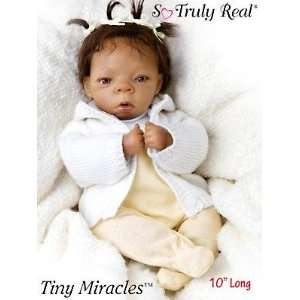 Ashton Drake Doll Tiny Destiny   by Artist Lorna Miller Sands