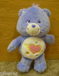 CARE BEAR TALKING PLUSH DAYDREAM BEAR *SO SWEET* 13