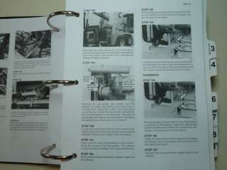 Case 1825 Uni Loader Skid Steer Service Repair Manual