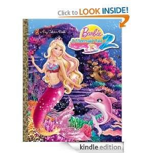 Barbie in a Mermaid Tale 2 Big Golden Book (Barbie) (a Big Golden Book