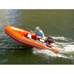 Saturn Boats Saturn Inflatable Sport Boat with Plywood