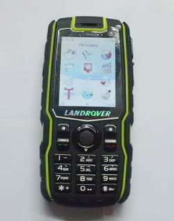 Military Tough Rugged Dustproof + Shockproof Cell Phone land ro ver