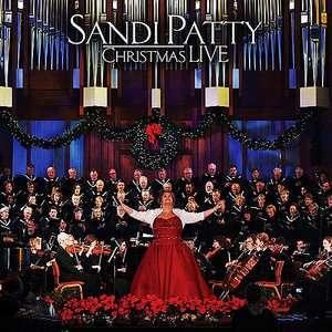 Christmas Live (CD/DVD), Sandi Patty Christian / Gospel