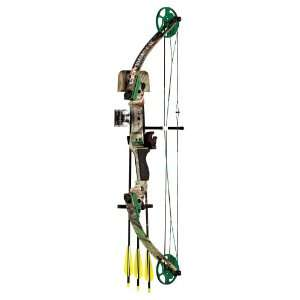 Bear Archery Odyssey II Compound Bow Set: Sports