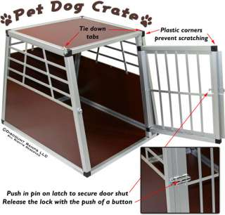 LARGE INDOOR DOG CAT CAGE CRATE PORTABLE KENNEL HOUSE