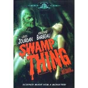 Swamp Thing Poster C 27x40 Adrienne Barbeau Louis Jourdan Ray Wise