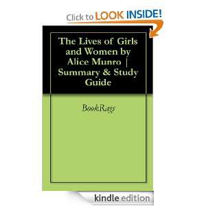 The Lives of Girls and Women by Alice Munro  Summary & Study Guide