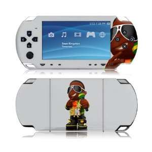 MS SK40014 Sony PSP Slim  Sean Kingston  Character Skin: Electronics