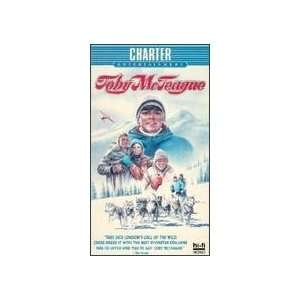Toby Mcteague [VHS] Yannick Bisson, Winston Rekert