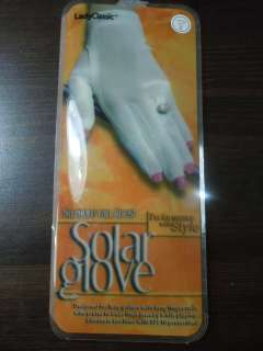 Lady Classic Solar Golf Glove Left Hand Small