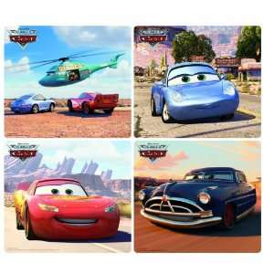 Tomy AquaDraw Mini Mat Disney Cars Collection 2 Toys & Games