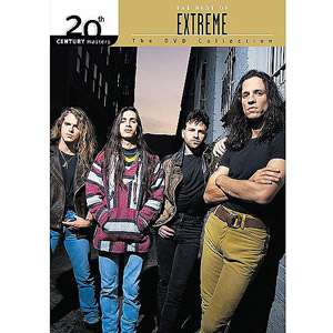 20th Century Masters The DVD Collection   The Best Of Extreme (Amaray