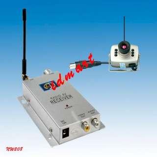 Mini Hidden Wireless Security CCTV Camera System Kit