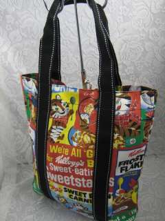 JAPAN FASHION KELLOGGS CARTOON PATTERN BAG/HANDBAG