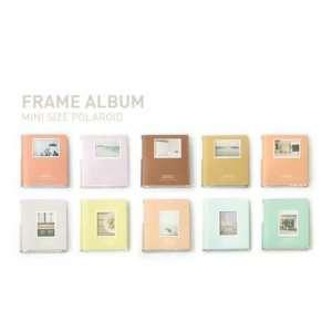 Frame Instax Mini Album, Pink + Gray