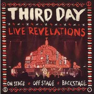 Live Revelations (Includes DVD), Third Day Christian / Gospel