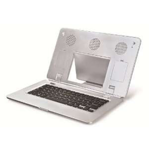 H2 FULL SIZE NOTEBOOK STAND W/ KEYBOARD & COOLING FANS