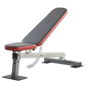 Weider Club Utility Bench Exercise & Fitness