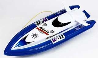 Brand New HUANQI 951 10 Radio Remote Control RC Racing Speed Boat