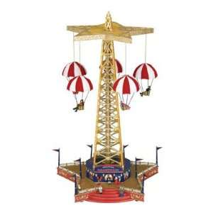 Animated Musical Table Top Carnival Parachute Ride: Home & Kitchen