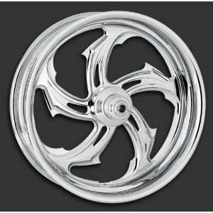 Performance Machine Rival Chrome Wheel 0201 1234 Front