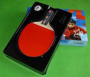 Ping Pong Table Tennis Racket Paddle Bat DHS 4006 NEW