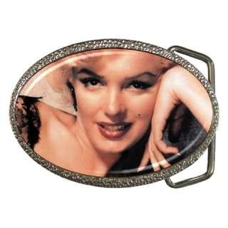 Marilyn Monroe Hollywood Movie Star Belt Buckle