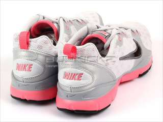 Nike Wmns Flex Trainer Metallic Platinum/Silver Pink 443836 005