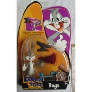 Looney Tunes Shootin Bugs Bunny Action Figure Toys & Games